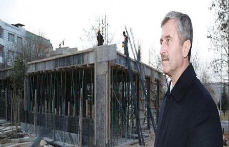 Şahinbey Belediyesi'nden Güzelvadi'ye 2. sosyal tesis!