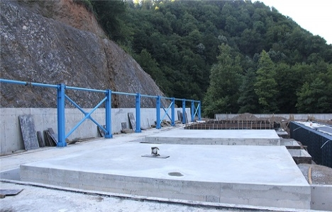 Sakarya Şerbetpınarı Arıtma Tesisi'nin inşaatı tam gaz!
