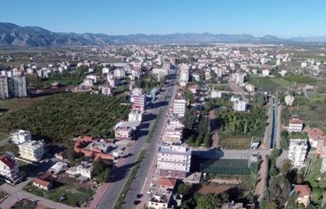 Antalya Döşemealtı'nda 56.6