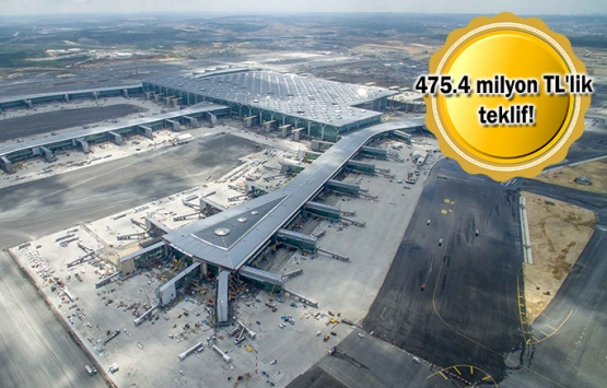 İstanbul Yeni Havalimanı'nın