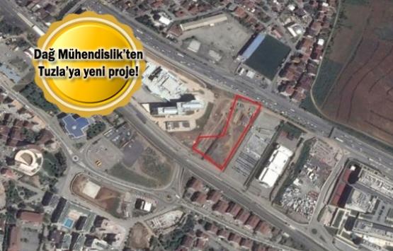Tual Artı Tuzla ile 220 daire ve 165 iş yeri geliyor! Yeni proje!