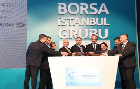 Türkiye'nin ilk GYO Sukuk İhracı gerçekleşti!