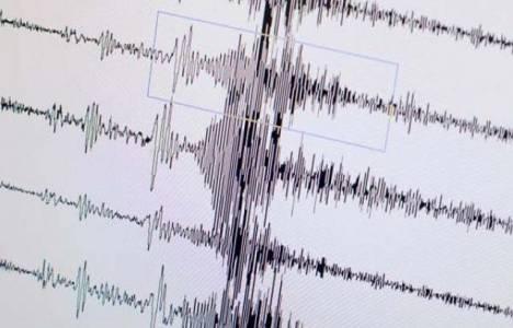 Van'da 4 büyüklüğünde deprem meydana geldi!
