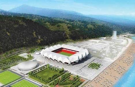 Trabzon Akyazı Stadı 18 Aralık'ta açılacak!