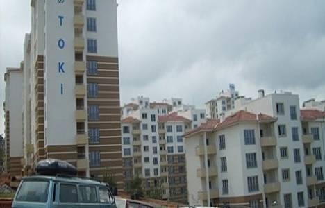 TOKİ Hüyük'te 125 konut inşa edecek!