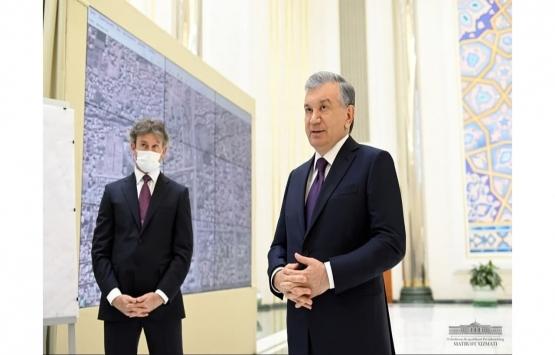 Özbekistan'ın simge projesini Türk şirket inşa edecek!