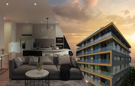 Paradise Residence'ta 187 bin liraya! Yeni proje!