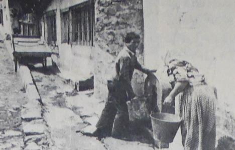 1977 yılında İstanbul'da
