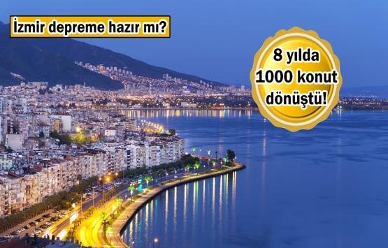 İzmir kentsel dönüşümde sınıfta kaldı!