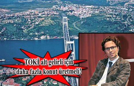 İstanbul'da evlerin metrekare fiyatı 2 bin 60 TL!