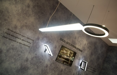 Lamp, 40. Yapı Fuarı İstanbul'da büyük beğeni topladı!