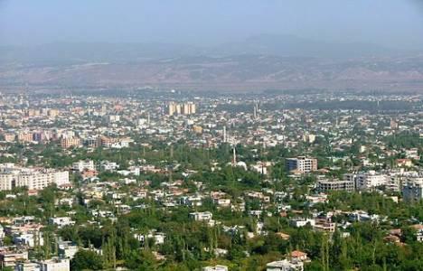 Osmaniye'de 450 hektarlık