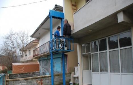 Beykoz'da engelliler için mimari düzenlemeler!