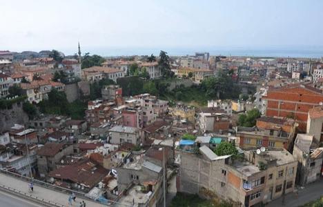 Trabzon'da kentsel dönüşüm için kamulaştırma sürüyor!