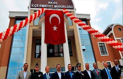 Antalya Aksu İlçe
