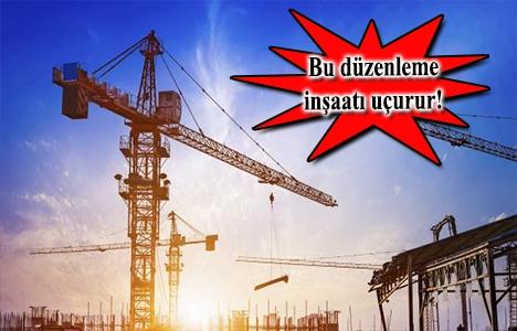 İnşaat sektörüne 1.5 milyarlık KDV müjdesi!