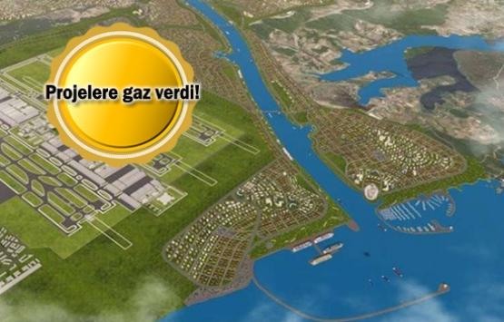 Kanal İstanbul ile 22 bölge değerlendi!