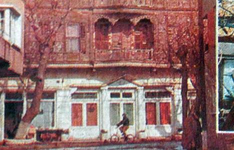1991 yılında Büyükada'da