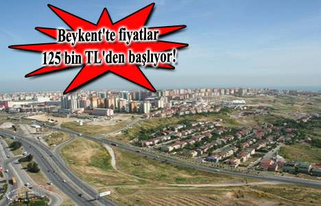 Beylikdüzü Beykent satılık