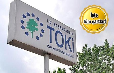 TOKİ'den konut nasıl