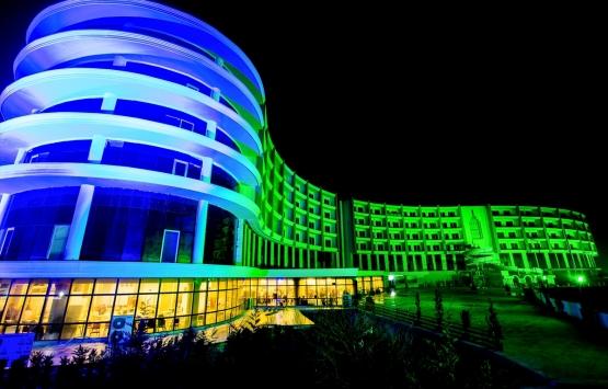 Karaderili'den Türkiye'nin kongre oteli!