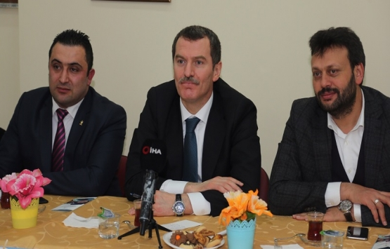 Ömer Arısoy: Zeytinburnu'ndaki