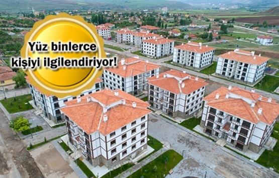 TOKİ İstanbul 50 bin konut kuraları ne zaman çekilecek?