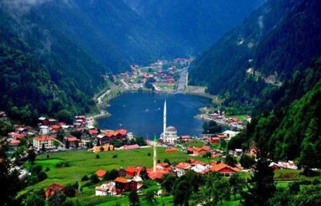 Trabzon Uzungöl'deki teleferik projesi onaylandı!