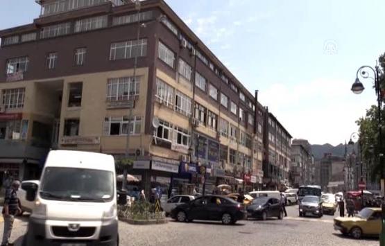Rize'de kentsel dönüşüm