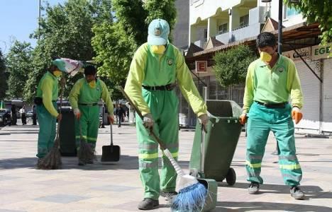 Konutların çevre temizlik