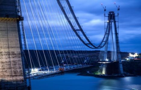 3. köprüye demiryolu