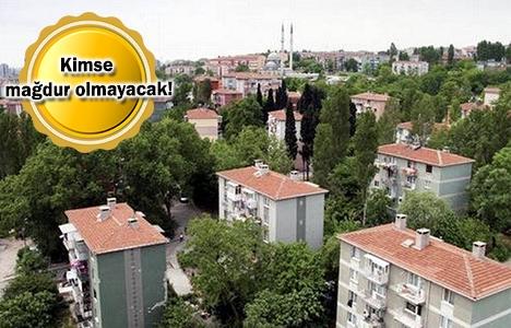 Tozkoparan kentsel dönüşümünde 4'te 1 anlaşma sağlandı!