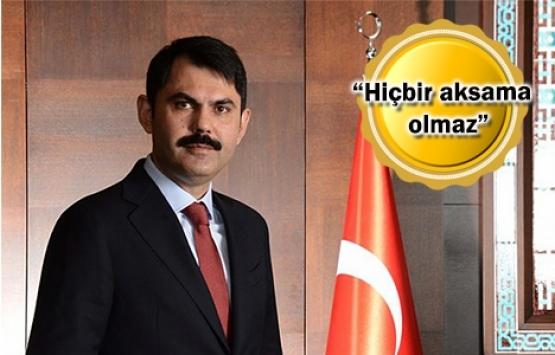 Kanal İstanbul'da geri adım yok!