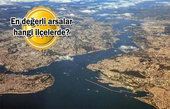 İstanbul'un arsa değeri 23,4 trilyon liraya ulaştı!