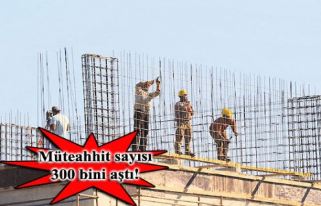 Fabrikasını kapatan inşaatçı