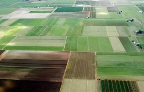 Tarım arazilerinin intikalinde