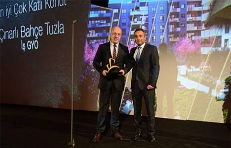 İş GYO, Sign of the City Awards'tan iki yeni ödül aldı!