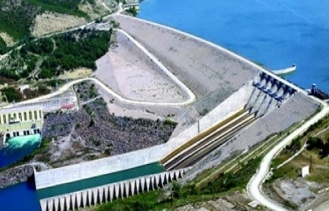 Kandıra Namazgah Barajı'na