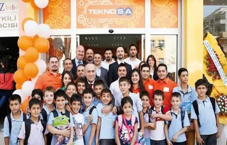 TeknoSA, Şırnak Cizre'de de mağaza açtı!