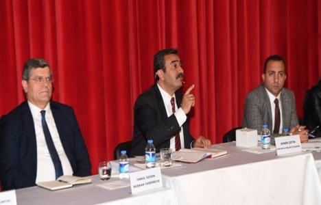 Çukurova Belediye Evleri Kentsel Dönüşüm'de sorular belirlendi!