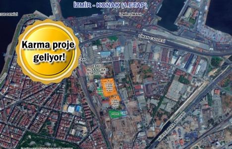 Emlak Konut İzmir Konak 1. Etap arsa ihalesi 12 Haziran'da!