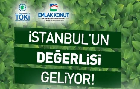 Yeni Yapı Alibeyköy projesinde ön talep zamanı!