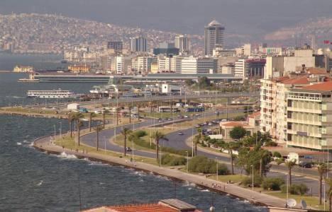 İzmir'e gelen turist