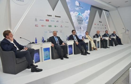 Uludağ Ekonomi Zirvesi'nde Türkiye'nin geleceği konuşuldu!