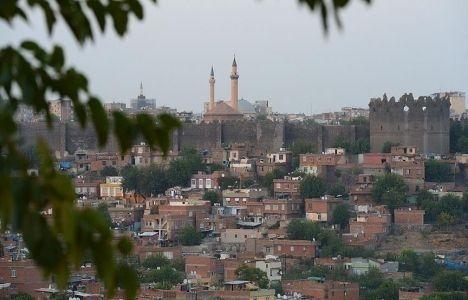 Diyarbakır'daki 558 milyon