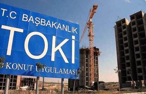TOKİ'den Ali Erkan