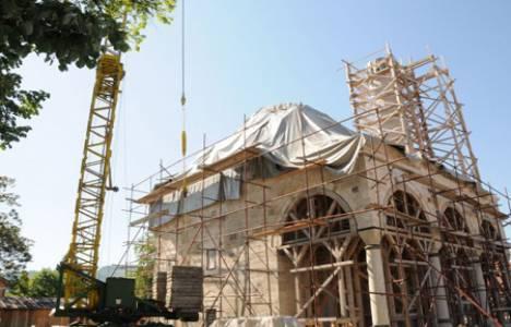 Bosna Hersek'teki tarihi Ferhadiye Camii inşaatını tamamlanıyor!