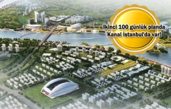 Kanal İstanbul'un portresi çıkıyor!