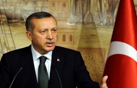 Recep Tayyip Erdoğan'dan