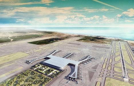 3. Havalimanı'nın güzergahı resmen açıklandı!